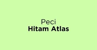 Peci Hitam Atlas