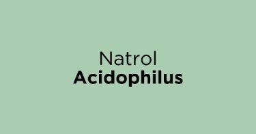 Natrol Acidophilus