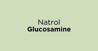 Natrol Glucosamine
