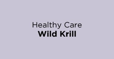 Healthy Care Wild Krill