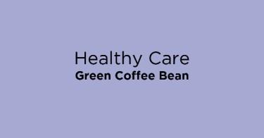 Healthy Care Green Coffee Bean