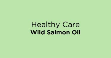 Healthy Care Wild Salmon Oil