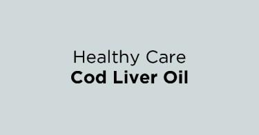 Healthy Care Cod Liver Oil