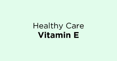 Healthy Care Vitamin E