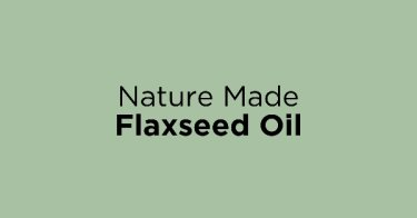 Nature Made Flaxseed Oil