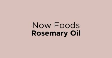 Now Foods Rosemary Oil