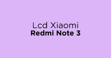 Lcd Xiaomi Redmi Note 3