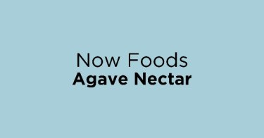 Now Foods Agave Nectar