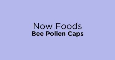 Now Foods Bee Pollen Caps
