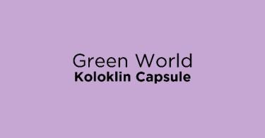 Green World Koloklin Capsule
