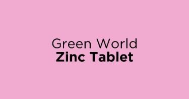 Green World Zinc Tablet