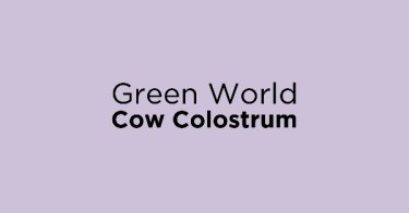 Green World Cow Colostrum