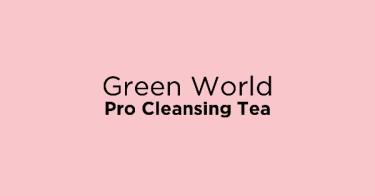 Green World Pro Cleansing Tea