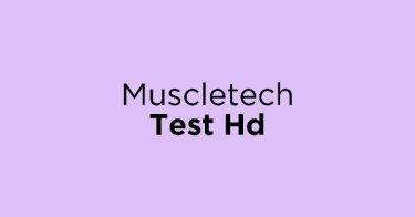 Muscletech Test Hd