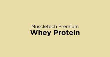 Muscletech Premium Whey Protein