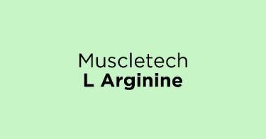 Muscletech L Arginine
