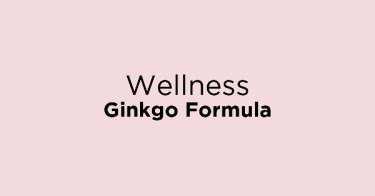 Wellness Ginkgo Formula