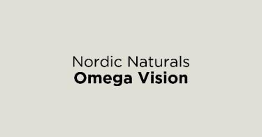 Nordic Naturals Omega Vision