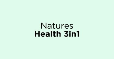 Natures Health 3in1