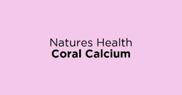 Natures Health Coral Calcium