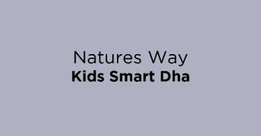 Natures Way Kids Smart Dha