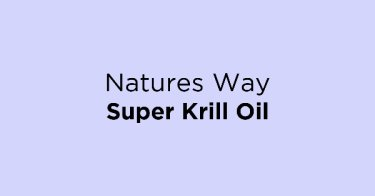 Natures Way Super Krill Oil