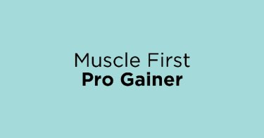 Muscle First Pro Gainer