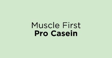 Muscle First Pro Casein