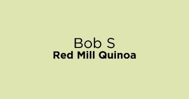 Bob S Red Mill Quinoa