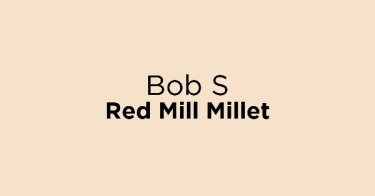 Bob S Red Mill Millet
