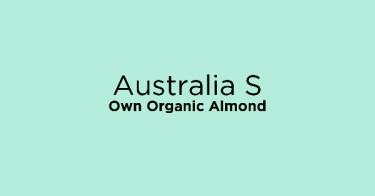 Australia S Own Organic Almond
