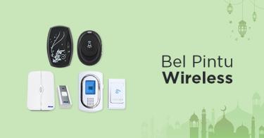 Bel Pintu Wireless