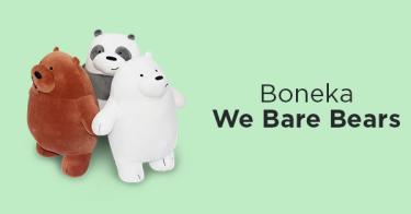 Boneka We Bare Bears