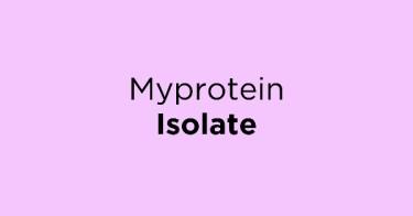 Myprotein Isolate
