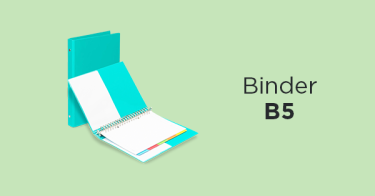 Binder B5