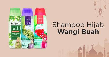 Shampoo Hijab Wangi Buah
