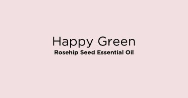 Happy Green Rosehip Seed Essential Oil