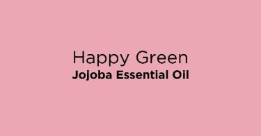 Happy Green Jojoba Essential Oil