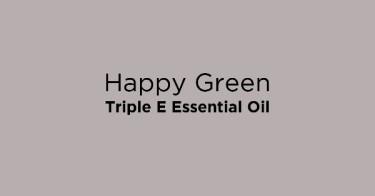 Happy Green Triple E Essential Oil