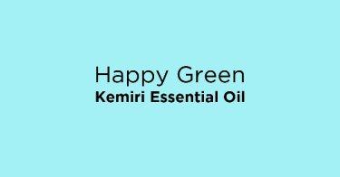 Happy Green Kemiri Essential Oil