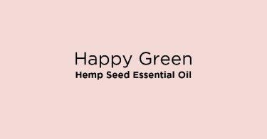 Happy Green Hemp Seed Essential Oil