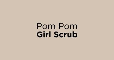 Pom Pom Girl Scrub