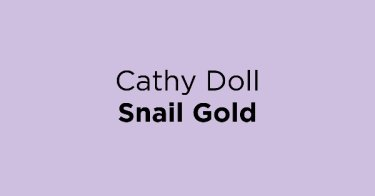 Cathy Doll Snail Gold