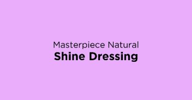 Masterpiece Natural Shine Dressing