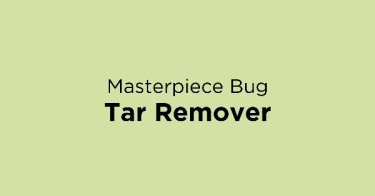 Masterpiece Bug Tar Remover