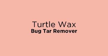Turtle Wax Bug Tar Remover