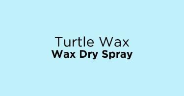 Turtle Wax Wax Dry Spray