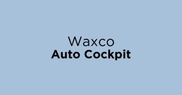Waxco Auto Cockpit
