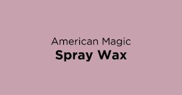 American Magic Spray Wax