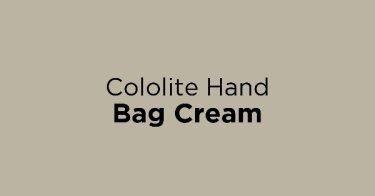 Cololite Hand Bag Cream